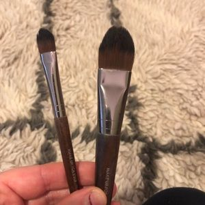 Makeup forever pro brushes